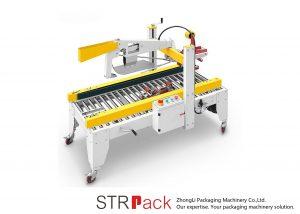 Automatiske selvklebende tapeklaffer Folding Case Carton Box Sealer Machine