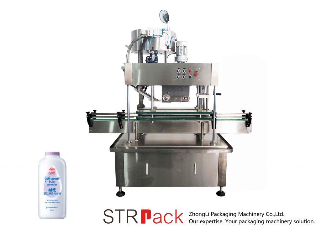 Automatisk lineær avkortningsmaskin (trykkhette)