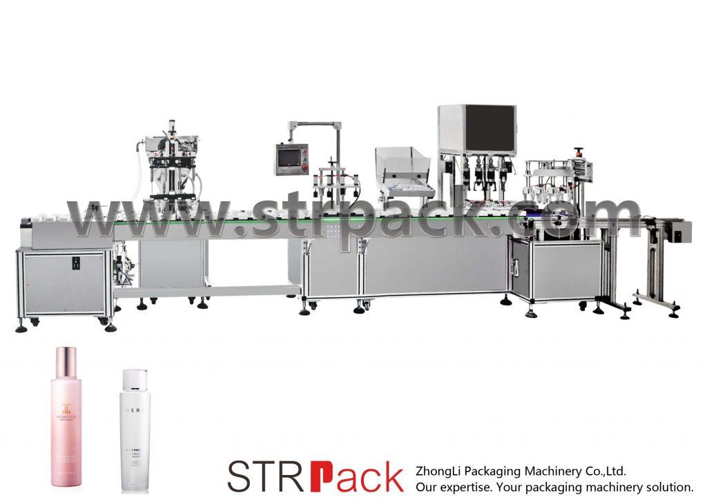 Automatisk påfyllingsapparat for vannemulsjon