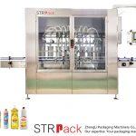 Automatisk væskefyllingsmaskin for stempeltype