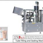 SFS-100 plastrørsfyllings- og tetningsmaskin
