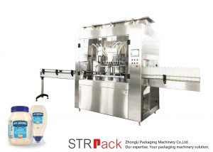 STRRP påfyllingsmaskin for rotorpumpe